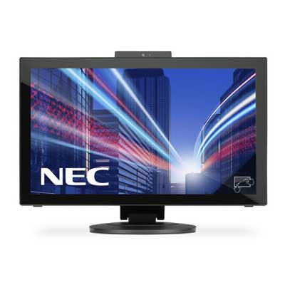 "NEC MultiSync E232WMT (MultiTouch) : 23"" - 1920 x 1080 -> NEC Display Solutions"