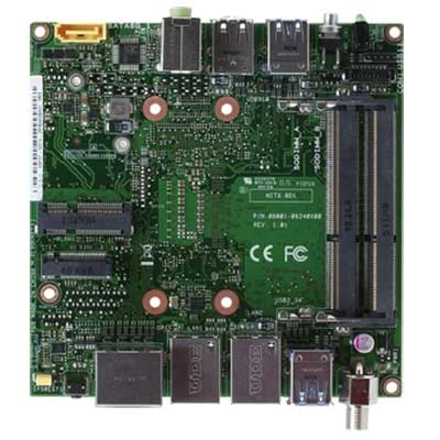 Carte Nano-ITX avec CPU Intel BROADWELL i3/i5/i7 low power: NITX-BD1