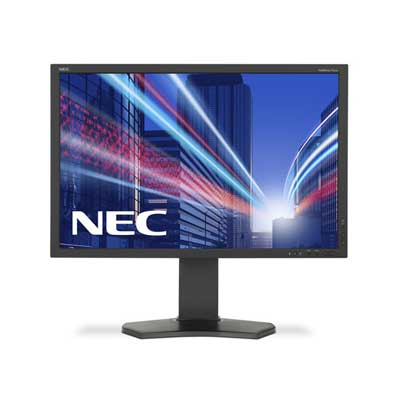 "MultiSync P242W : 24"" (16:10) -> NEC Display Solutions"