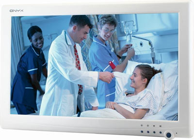 Ecran médical 22'' TFT display : ONYX-322