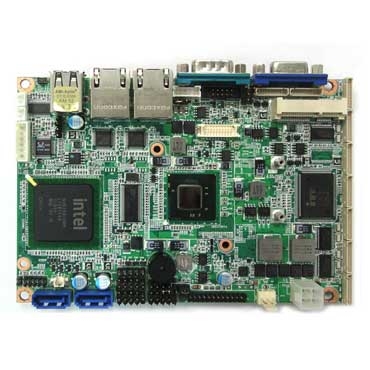 "Intel Pineview D525 3.5"" SBC, Wide Temp. -20 to 70�C : OXY5313A -> PERFECTRON"