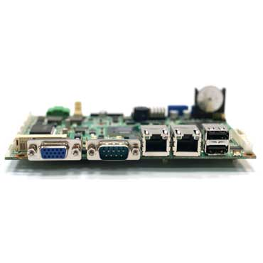 "Intel Pineview D525 3.5"" SBC, Wide Temp. -20 to 70°C : OXY5313A"