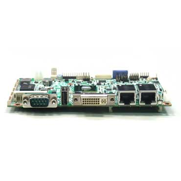 "Intel Cedarview N2800 3.5"" SBC, Wide Temp. -20 to 70°C : OXY5316A"
