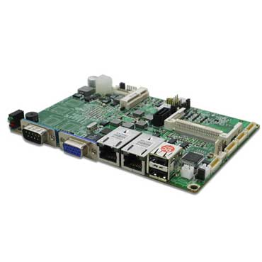 "Intel Tunnel Creek E620T 3.5"" SBC, Wide Temp. -20 to 70°C : OXY5319A"