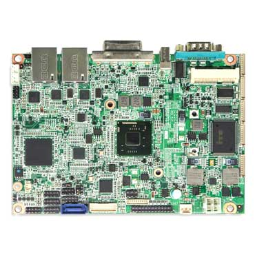 "Intel Cedarview N2600 3.5"" SBC, Wide Temp. -20 to 70�C : OXY5320A -> PERFECTRON"