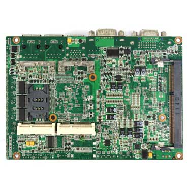"Intel Ivy Bridge Core i7/i5/i3 CPU on board 3.5"" SBC : OXY5335A"