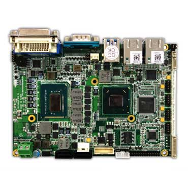 "Intel Ivy Bridge Core i7/i5/i3 CPU on board 3.5"" SBC : OXY5336A -> PERFECTRON"