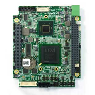 Intel Pineview D525 PC/104+ Module, Wide Temp. -20 to 70�C : OXY5413A -> PERFECTRON