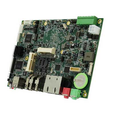 Carte EPIC SBC Intel Bay Trail-I E3845 de -40 à 85°C : OXY5622A