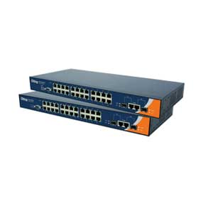 Switch Rackable, 26 ports : RES-3242GC / RES-3242GC-E