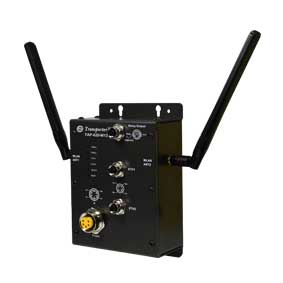 Wireless access point with 2x10/100Base-T(X), M12 connector : TAP-620-M12 -> ORING