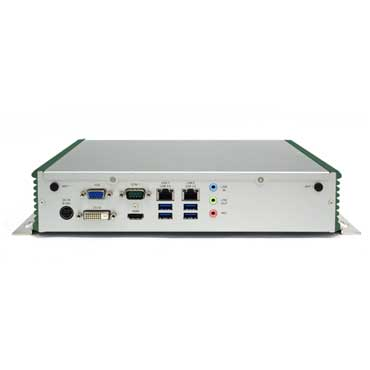 Intel QM77 Fanless Rugged System, Wide Temp. -20 to 60°C, UL : PER35A