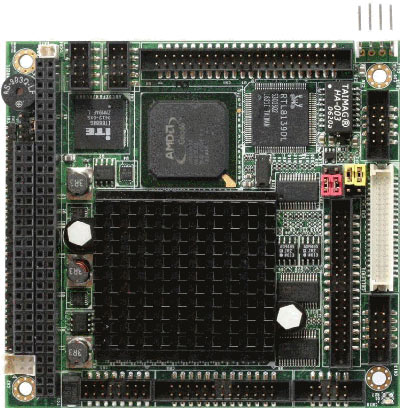 PC/104 Module with AMD Geode LX Processor : PFM-540I Rev.A