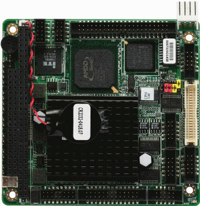 PC/104 Module with AMD Geode LX Processor : PFM-540I Rev.B -> AAEON