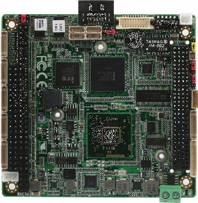 PC/104+ Module with Intel Atom N2600 Processor : PFM-CVS -> AAEON