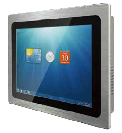 10.4�  P-Cap Panel Mount LCD IP65 : R10L100-PPA1 -> WINMATE