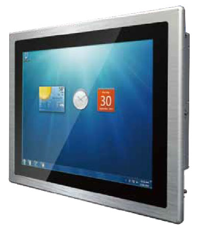 15� P-Cap Panel Mount LCD IP65 : R15L600-PPC3 -> WINMATE