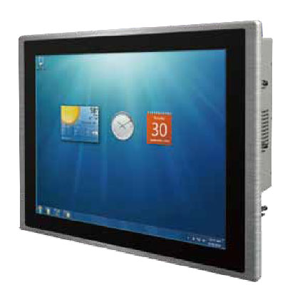 19�  P-Cap Panel Mount LCD IP65 : R19L300-PPA1 -> WINMATE