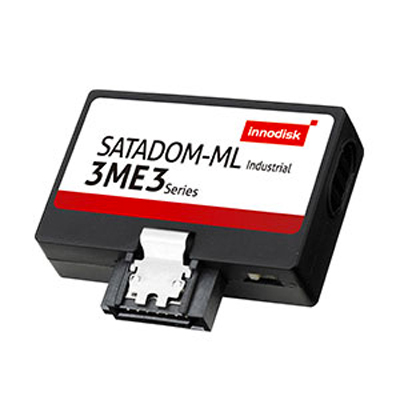 SATA III 6.0 Gb/s MLC Vertical : SATADOM-ML 3ME3