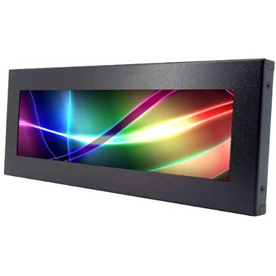 "9,98"" moniteur LCD panoramique / stretch - 700 cd/m² - 800x200 : SSD1033 -> LITEMAX"