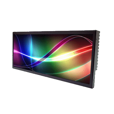 "17.2""Resizing LCD,500 nits LED backlight, 1366x512 ratio 16:6 : SSD1712"