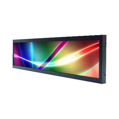"19"" Resizing LCD Display 1920x388 ultra wide aspect ratio 16:3.2 : SSD1922 -> LITEMAX"