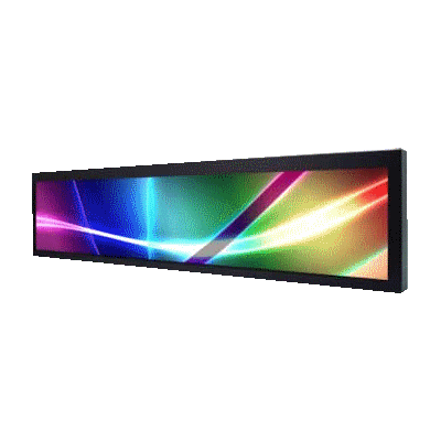 28�Resizing LCD,500 nits LED backlight, 1920x357 ultra wide aspect ratio 16:3 : SSD2843 -> LITEMAX