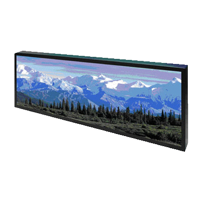 38�Resizing LCD,700 nits LED backlight, 1920x502 ultra wide aspect ratio 16:4.2 : SSD3823 -> LITEMAX