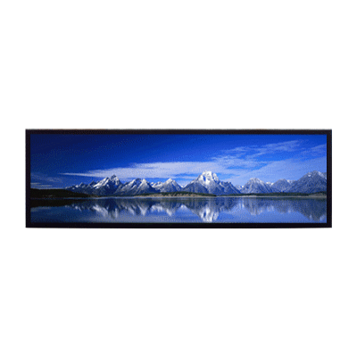 "49.5""Resizing LCD 1920x538 ratio 16:4.5 : SSD4913"