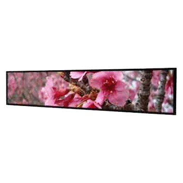 36.98�Resizing LCD,1000 nits LED backlight, 1920x268 ultra wide aspect ratio 16:2.2 : SSF3625 -> LITEMAX