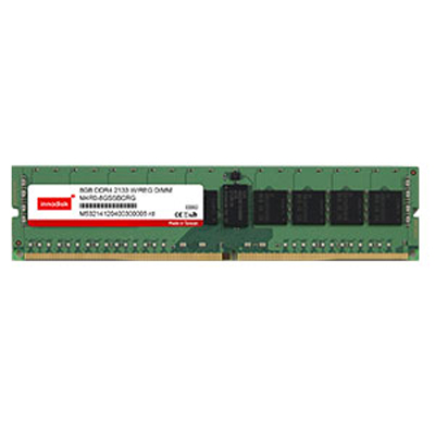 Server 2133Mhz/2400Mhz 288pin : DDR4 LONG DIMM -> INNODISK
