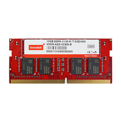 Wide Temperature 2133MHz 260pin : DDR4 SODIMM -> INNODISK