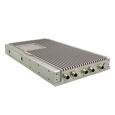Intel Broadwell Fanless Rugged System Intel i7-5650U, -40 +70°C : THOR100-CI -> PERFECTRON