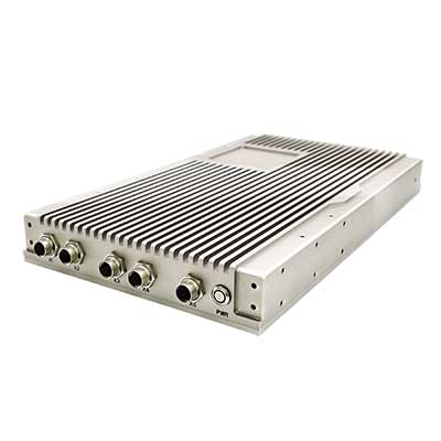 Intel Bay Trail Fanless Rugged System Intel E3845, -40 +75°C : THOR100-AT -> PERFECTRON