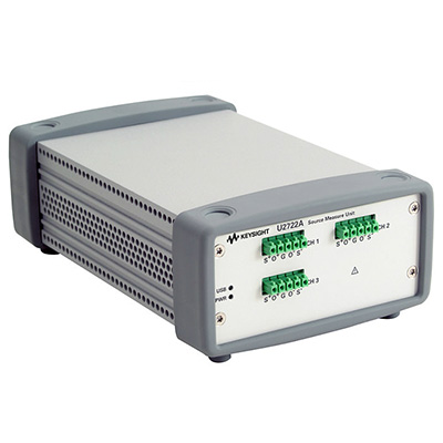 Alimentation USB +/-20V et +/-120mA : U2722A -> KEYSIGHT TECHNOLOGIES