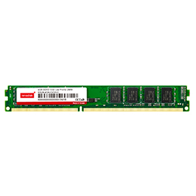 Very Low-Profile (VLP) 1600Mhz/1333Mhz/1066Mhz 240pin : DDR3 LONG DIMM -> INNODISK