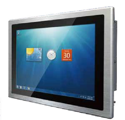 15.6� P-Cap Panel Mount LCD IP65 :  W15L100-PPA2 -> WINMATE