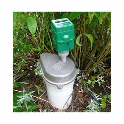 sonde acoustique fixe de niveau d eau pour forage well watch 660 eno scientific. Black Bedroom Furniture Sets. Home Design Ideas