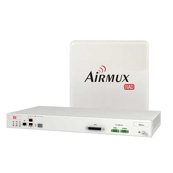 Pont sans fil � haut d�bit jusqu'a 250 Mbps : Airmux 400 -> AIRMUX / RAD DATA COMMUNICATIONS