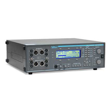 Analyseur audio Portable : ATS-1