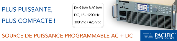 Source programmable AC + DC