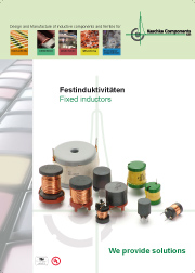 Fixed inductors -> KASCHKE