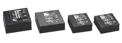 Transformateurs 50/60hz : TCH 50/60 Hz Low Profile UL Aproved Transformers 2W-14W