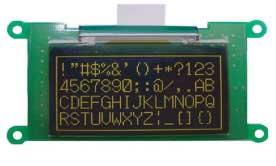 128 x 64 points : module 89,7x 47,2 mm / S�rie BL12864H