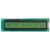 Afficheur LCD alphanumérique : 16x1 ligne