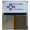 Afficheur LCD graphique : 128x64 points