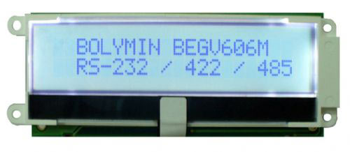 Module display embedded system : BEGV606M