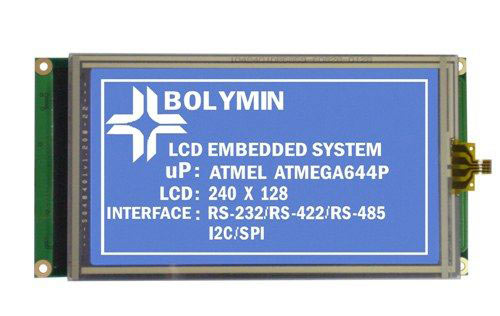 Module display embedded system : BEGV641A