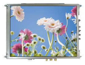 TFT Panel avec A/D board 10,4'' : BT104BBBACH$