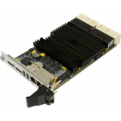 3U CompactPCI Intel IvyBridge (2/4 Cores) CPU board : CPC512